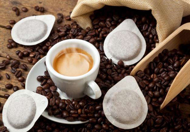 Le cialde di caffè