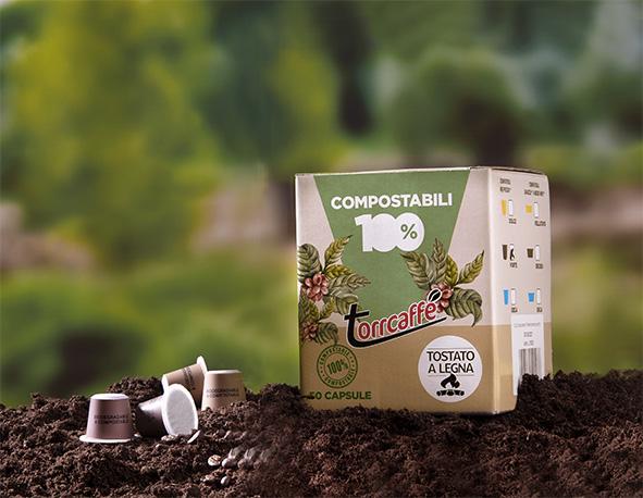 Nuova linea di capsule compostabili Nespresso